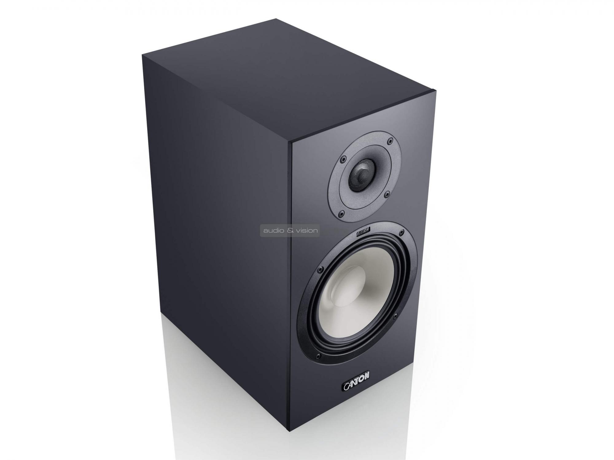 Canton GLE 30 állványos hangfal teszt