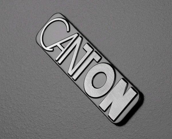Canton GLE 496.2 hangfal logo
