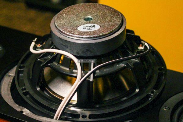 Canton GLE 90 hangfal mélysugárzó