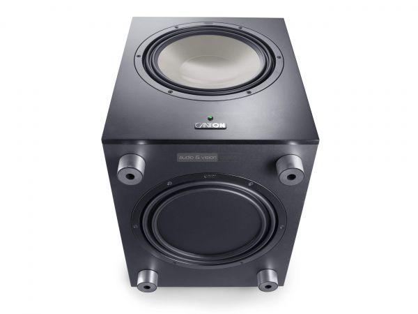 Canton Power SUB 12 aktív mélyláda hangszóró