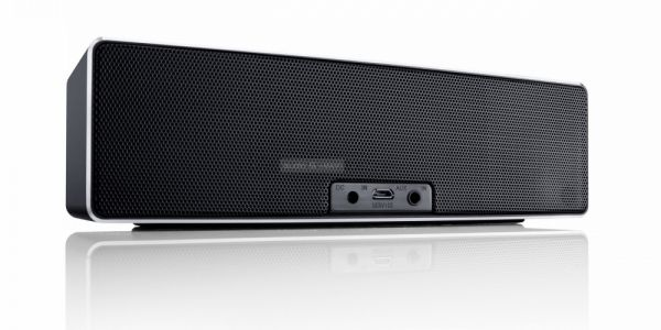 Canton musicbox XS Bluetooth hangrendszer hátlap