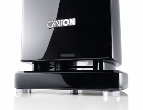 Canton Reference 7 K hangfal talp