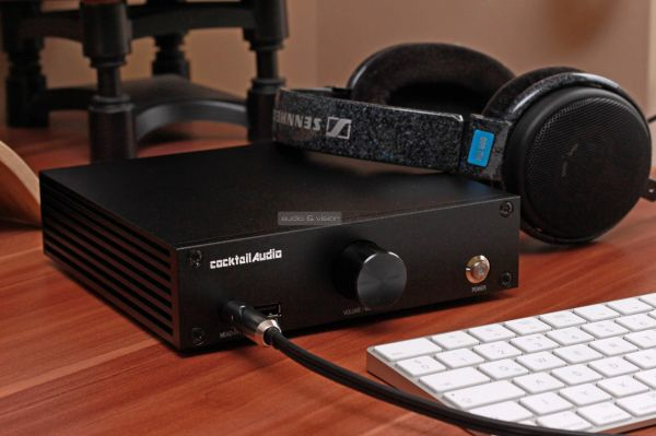 Cocktail Audio N15D hálózati zenelejátszó