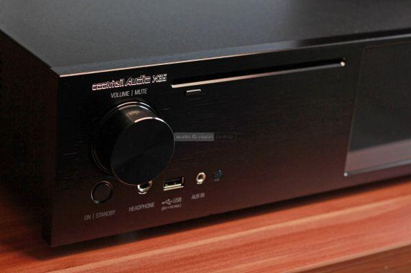 Cocktail Audio X35 all-in-one sztereó erősítő