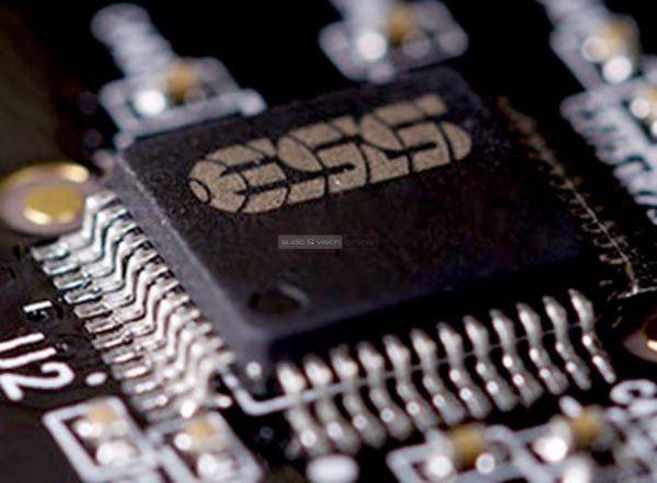 Cocktail Audio X45 hálózati zenelejátszó ESS