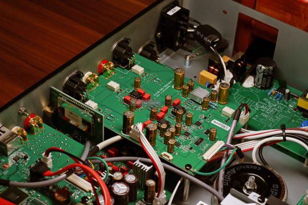 Cocktail Audio X45 hálózati zenelejátszó