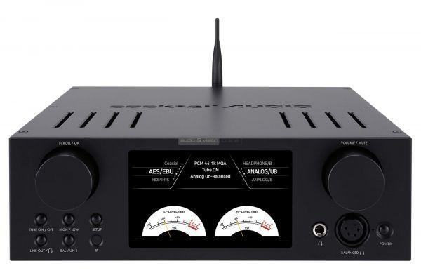Cocktail Audio HA500H fejhallgató erősítő