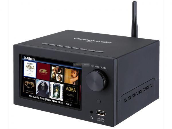 Cocktail Audio X14 all-in-one hálózati zenelejátszó