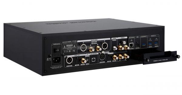 Cocktail Audio X45 Pro hálózati zenelejátszó hátlap