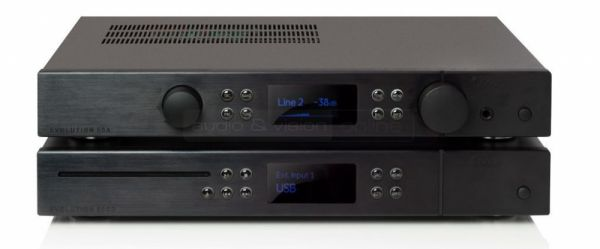 Creek Audio Evolution 50A hifi erősítő és 50CD CD-lejátszó
