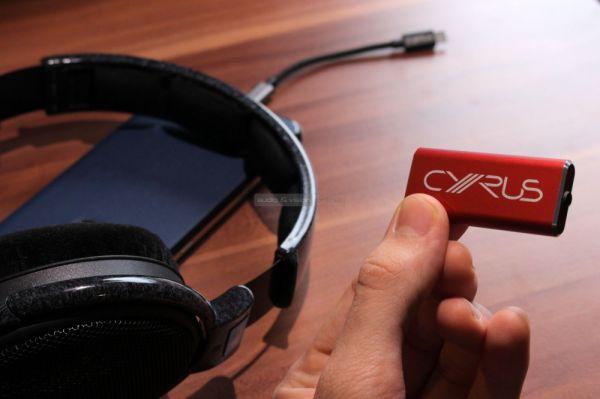 Cyrus soundKey USB DAC