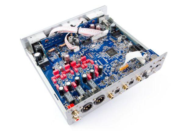 Cambridge Audio DacMagic Plus belső