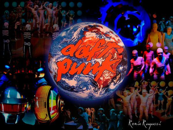 Daft Punk Around the World