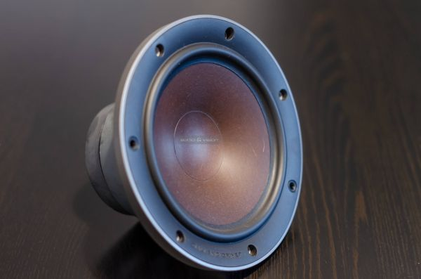 DALI CALLISTO 6 C aktív hangfal mélysugárzó