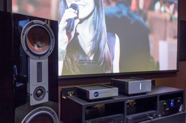 DALI EPICON 8 hangfal az Octogon Audio-ban