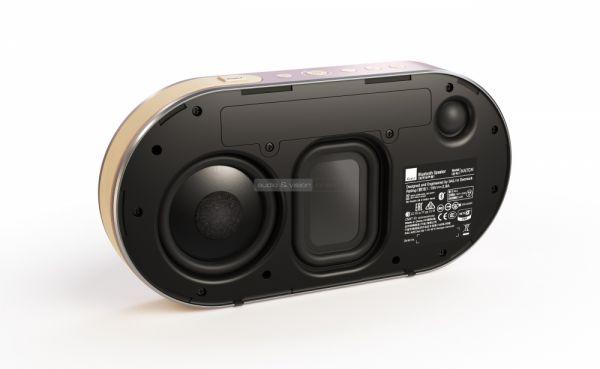 Elkészült az első DALI mobil Bluetooth hangrendszer hátulja
