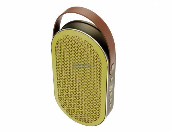 Elkészült az első DALI mobil Bluetooth hangrendszer sárga