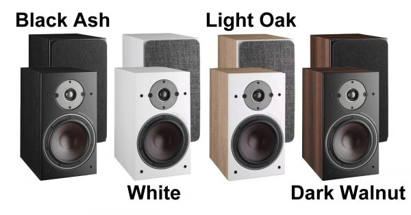 DALI OBERON 1 hangfal színek