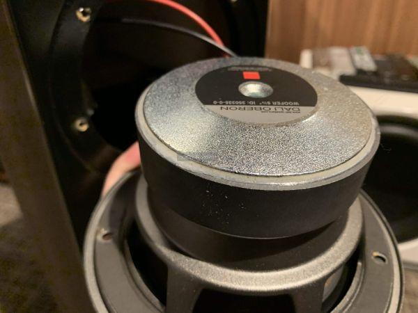 DALI OBERON 5 hangfal középsugárzó
