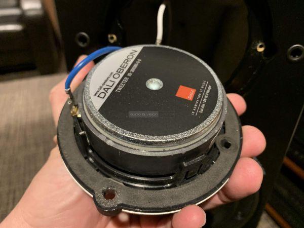 DALI OBERON 5 hangfal magassugárzó