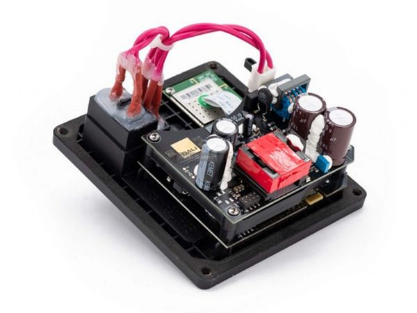 DALI OBERON ON-WALL C aktív hangfal elektronika