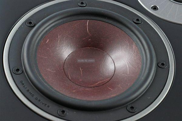 DALI OBERON ON-WALL C aktív hangfal mélysugárzó