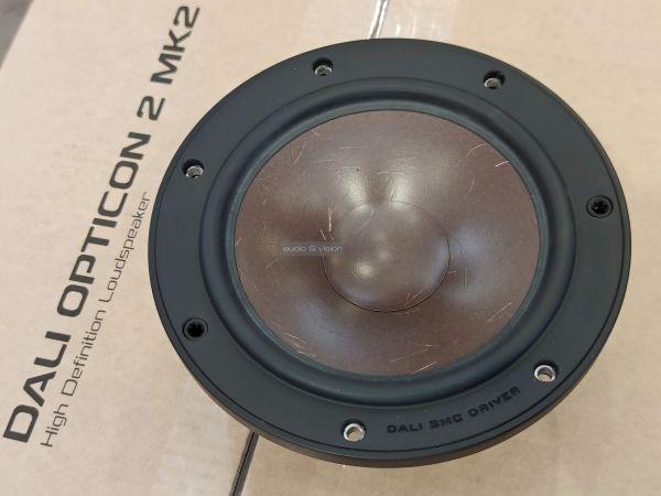 DALI OPTICON 2 MK2 hangfal mélysugárzó