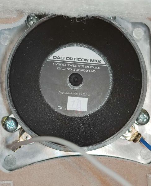 DALI OPTICON 2 MK2 hangfal magassugárzó