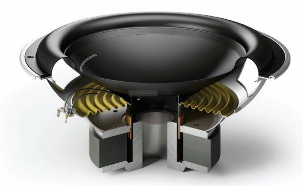 DALI SUB K-14 F mélysugárzó