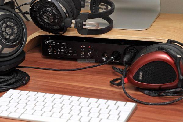 Dan Clark Audio AEON 2 fejhallgató Questyle