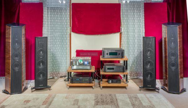 Dan DAgostino Momentum Lifestyle high end erősítő az Audiophile Szalonban