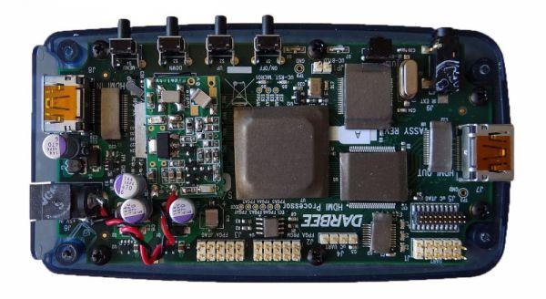 Darbee Darblet DVP-5000 képjavító processzor belső