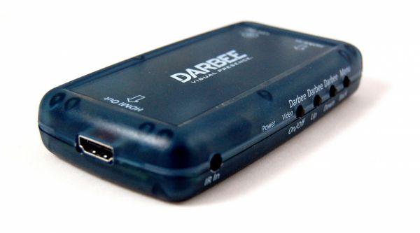 Darbee Darblet DVP-5000 képjavító processzor