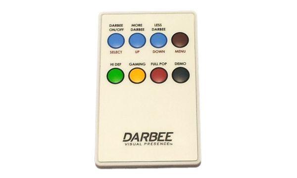Darbee Darblet DVP-5000 képjavító processzor távirányító