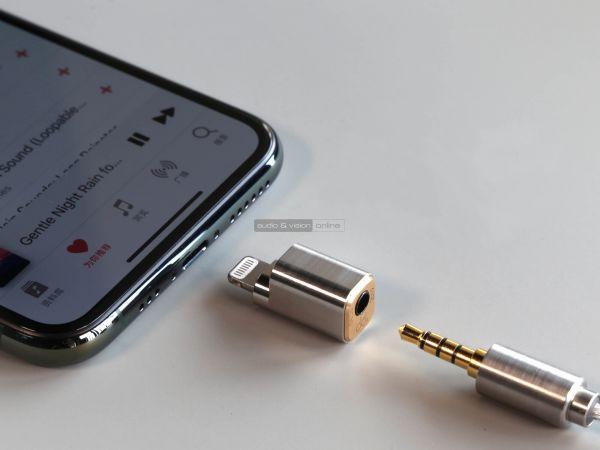 ddHiFi TC35i telefon adapter DAC