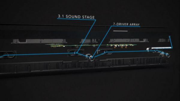 Definitive Technology Studio Slim soundbar hangszórók
