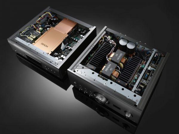 Denon PMA-A110 DCD-A110 hifi
