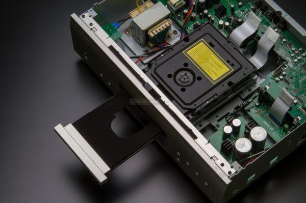 Denon DCD-1600NE CD-lejátszó belső