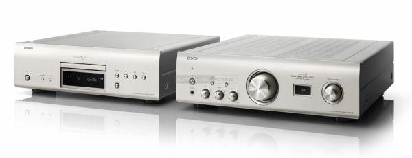 Denon PMA-1600NE integrált sztereó erősítő és DCD-1600NE CD-lejátszó