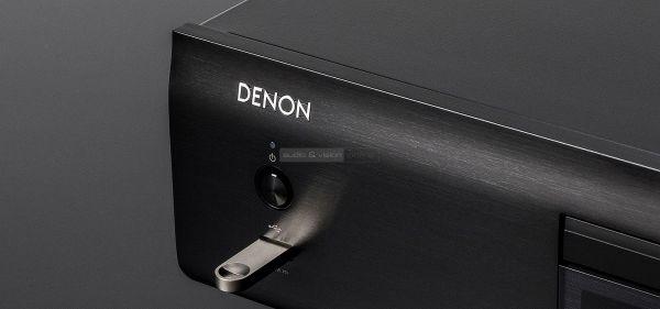 Denon DCD-800NE CD-lejátszó USB