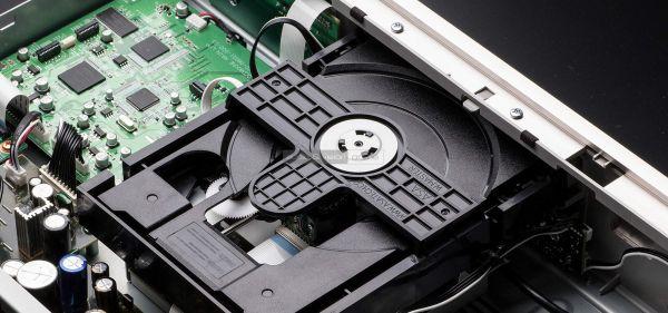 Denon DCD-800NE CD-lejátszó belső