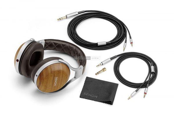 Denon AH-D9200 fejhallgató tartozékok