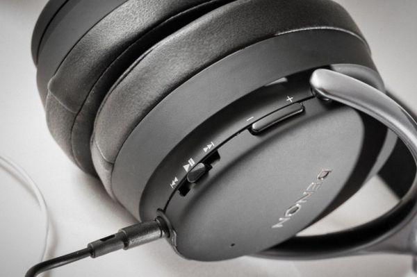 Denon AH-GC20 aktív zajzáras Bluetooth fejhallgató
