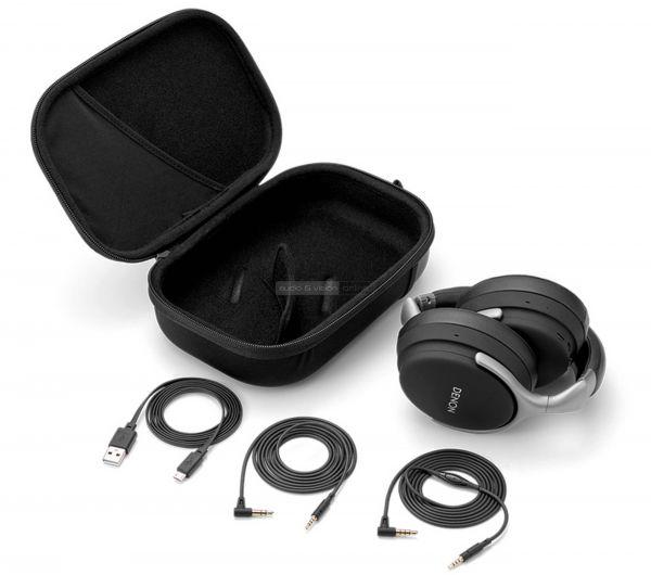 Denon AH-GC25W Bluetooth fejhallgató tartozékok