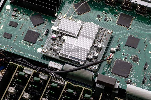 Denon AVC-X6700H házimozi erősítő HEOS Module