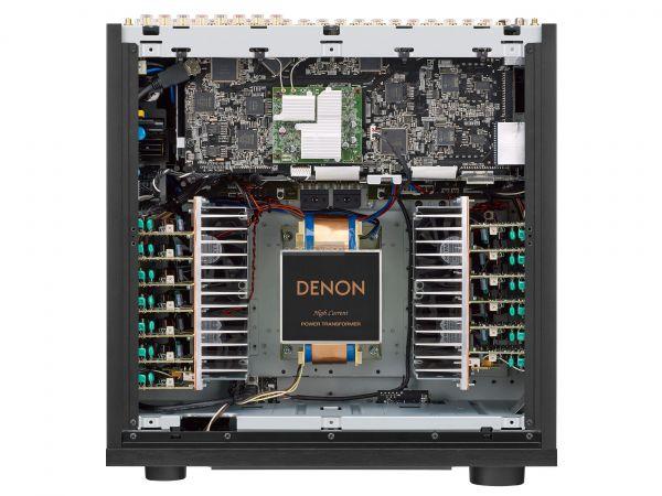 Denon AVC-X8500H házimozi erősítő belső