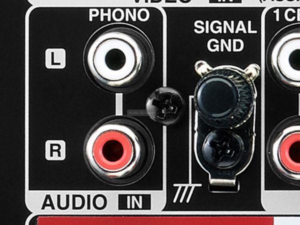 Denon AVR-S650H házimozi erősítő Phono bemenet