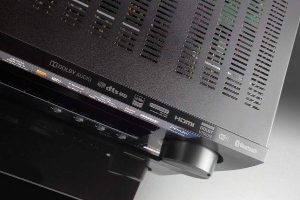 Denon AVR-S650H házimozi erősítő