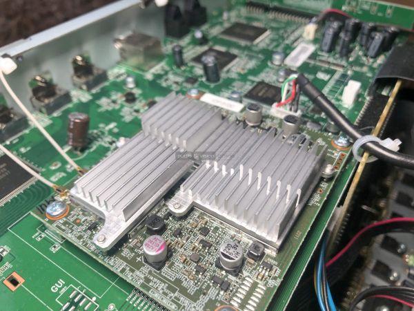 Denon AVR-S960H házimozi erősítő HEOS modul