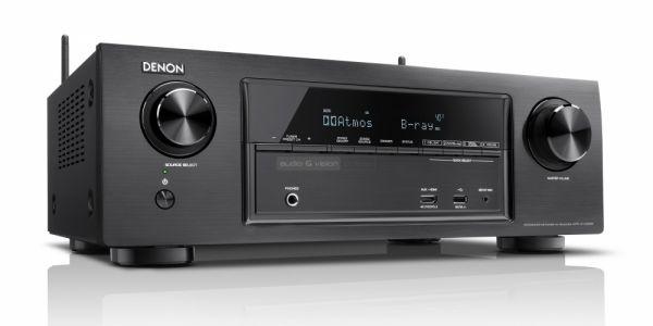 Denon AVR-X1300W házimozi erősítő